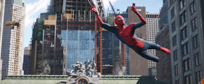Spider-Man: Lejos de casa - Spider-Man: Far from home - Periodismo y Cine - Cine y Digitalización - Pelis para MIBers - MIBers - MIBer - MIB - ISDI - 5G - Huawei - el fancine - ÁlvaroGP - Content Manager
