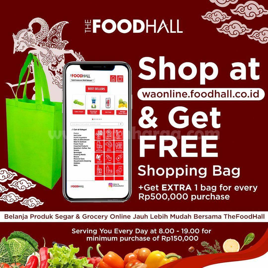 The Foodhall Promo Greek Yogurt Nusantara - Beli 3 harga Cuma Rp. 50.000 2