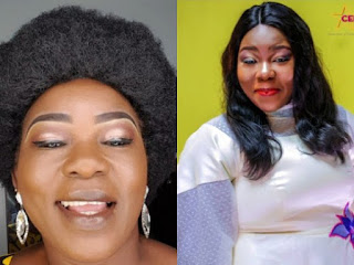 I'm A Feminist But Submitting Yourself To Your Man Doesn't Make You A Fool - Actress Ada Ameh