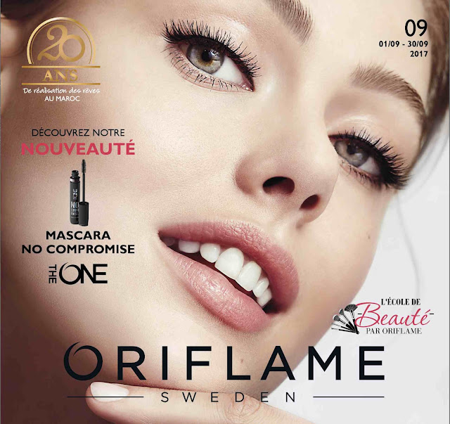catalogue oriflame maroc septembre 2017