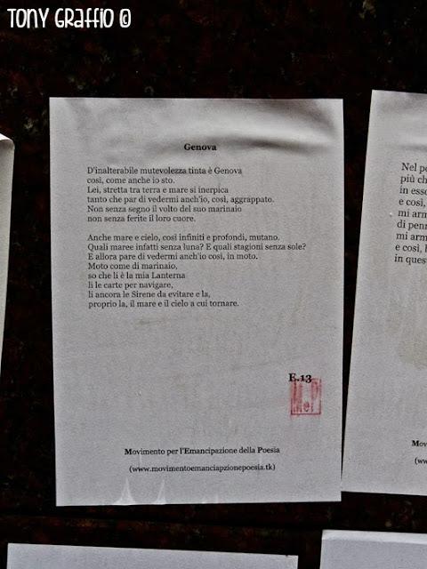 Genova poesia