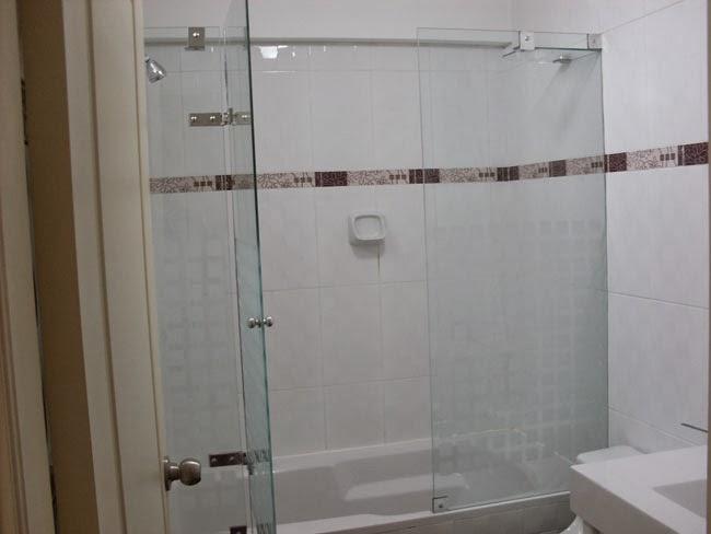 Mamparas para duchas puertas de duchas puertas de tinas en - Mamparas vidrio templado ...