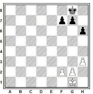 Ajedrez: debilidades h7-h6 y h2-h3
