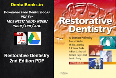 Restorative Dentistry 2nd Edition PDF