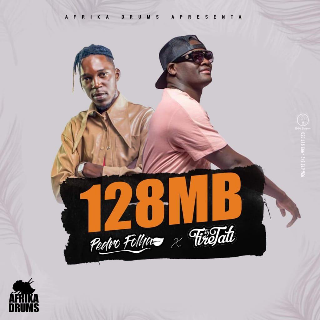 Afrika Drums -128 MB (Instrumental) Feat.Pedro Folha