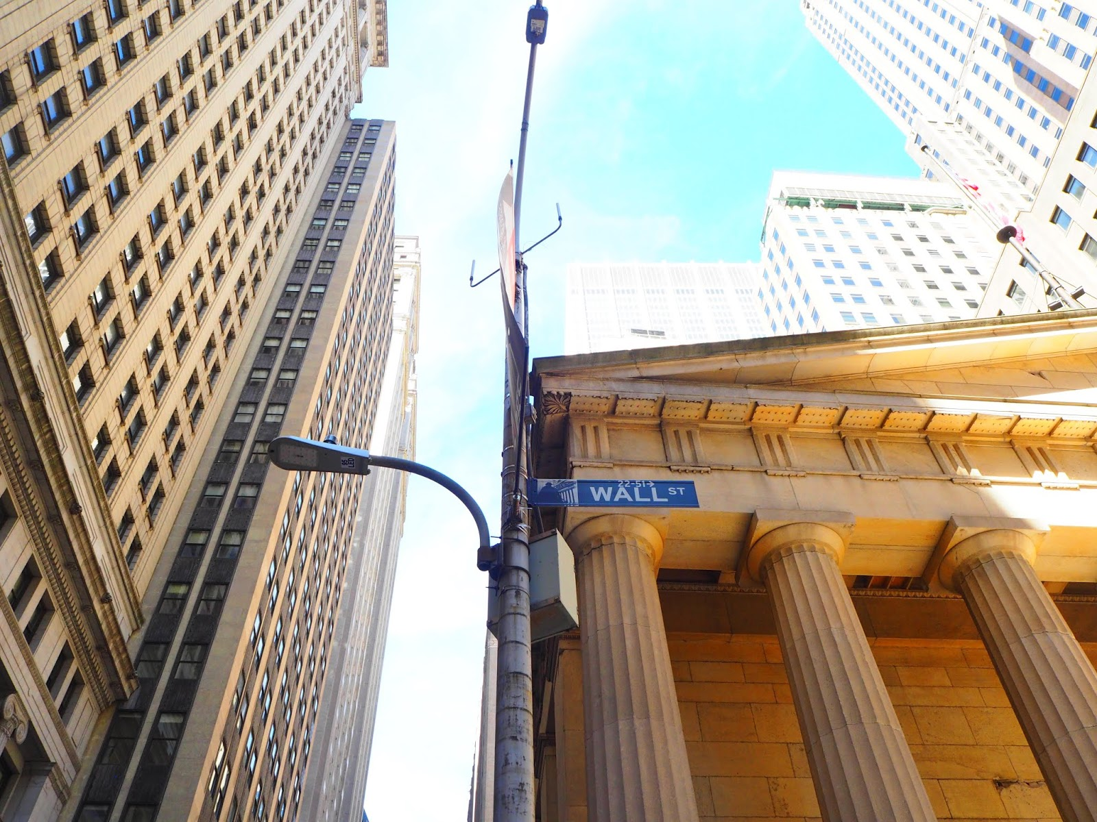 Exploring New York's Financial District