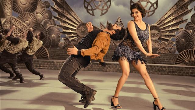 Samantha Looks very hot in Janatha Garage Images HD