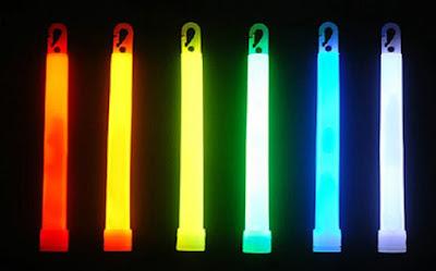 """Химический источник света (ХИС) 6"""" SAFETY LIGHT STICK"""
