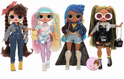 Fashion dolls O.M.G. series 2 wave 1