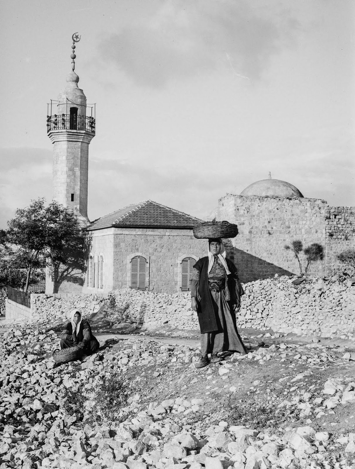 Jerusalem in 1900.