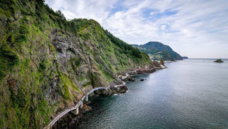 Tempat Wisata Korea Selatan Pulau Uleung