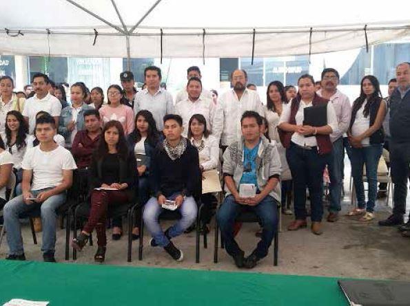 Imparte la Secretaría del Trabajo cursos de capacitación