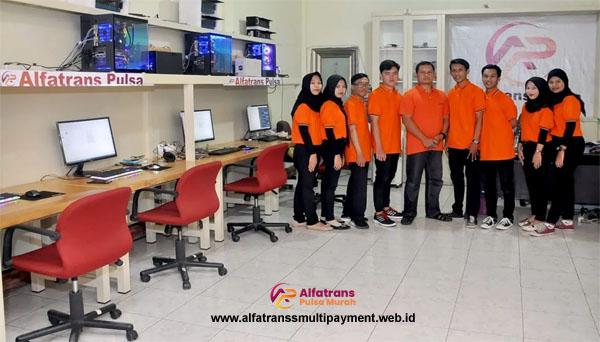 Alfatrans Pulsa Murah CV. Alfatrans Multi Payment