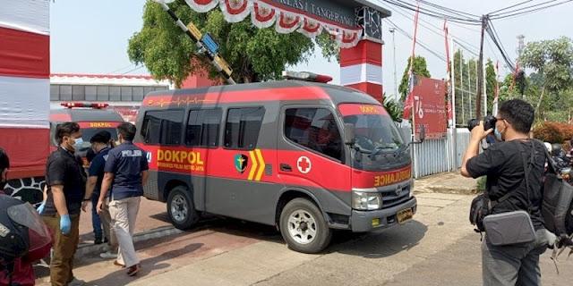 40 Napi Kasus Narkoba dan 1 Napi Teroris Tewas Akibat Kebakaran Lapas Tangerang