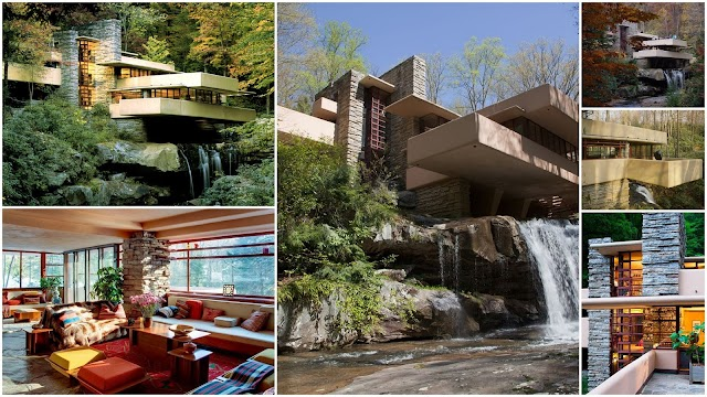 Fallingwater: Ένα από τα διασημότερα σπίτια στον κόσμο