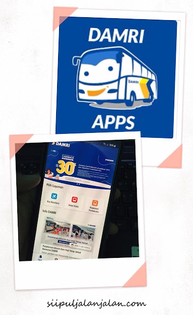 Damri Apps