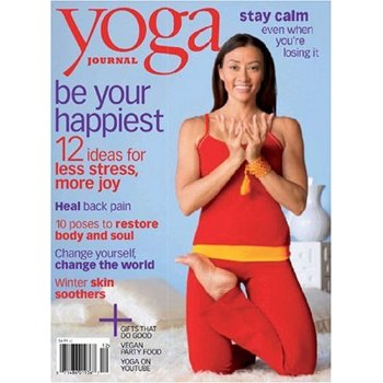 Buy Yoga Journal (1-year auto-renewal) just in $7.00