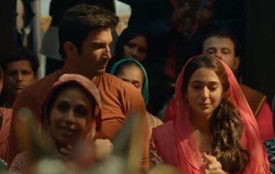 Kedarnath Trailer out, Kedarnath Movie Trailer