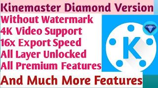 KineMaster Diamond Mod APK Download No Watermark (Fully Unlocked)