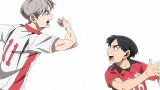 ハイキュー!! OVA ボールの道  | 音駒高校 灰羽リエーフ Haiba Lev | HAIKYU!! NEKOMA HIGH | Hello Anime !