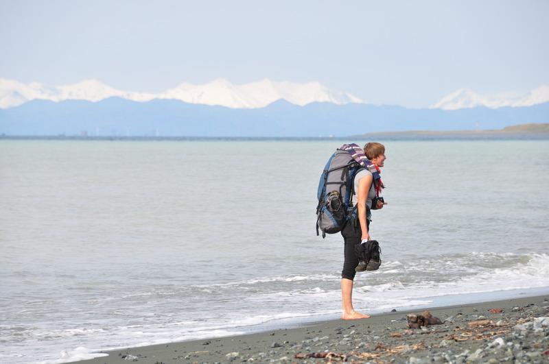 залив тихого океана близ усть-камчатска камчатка