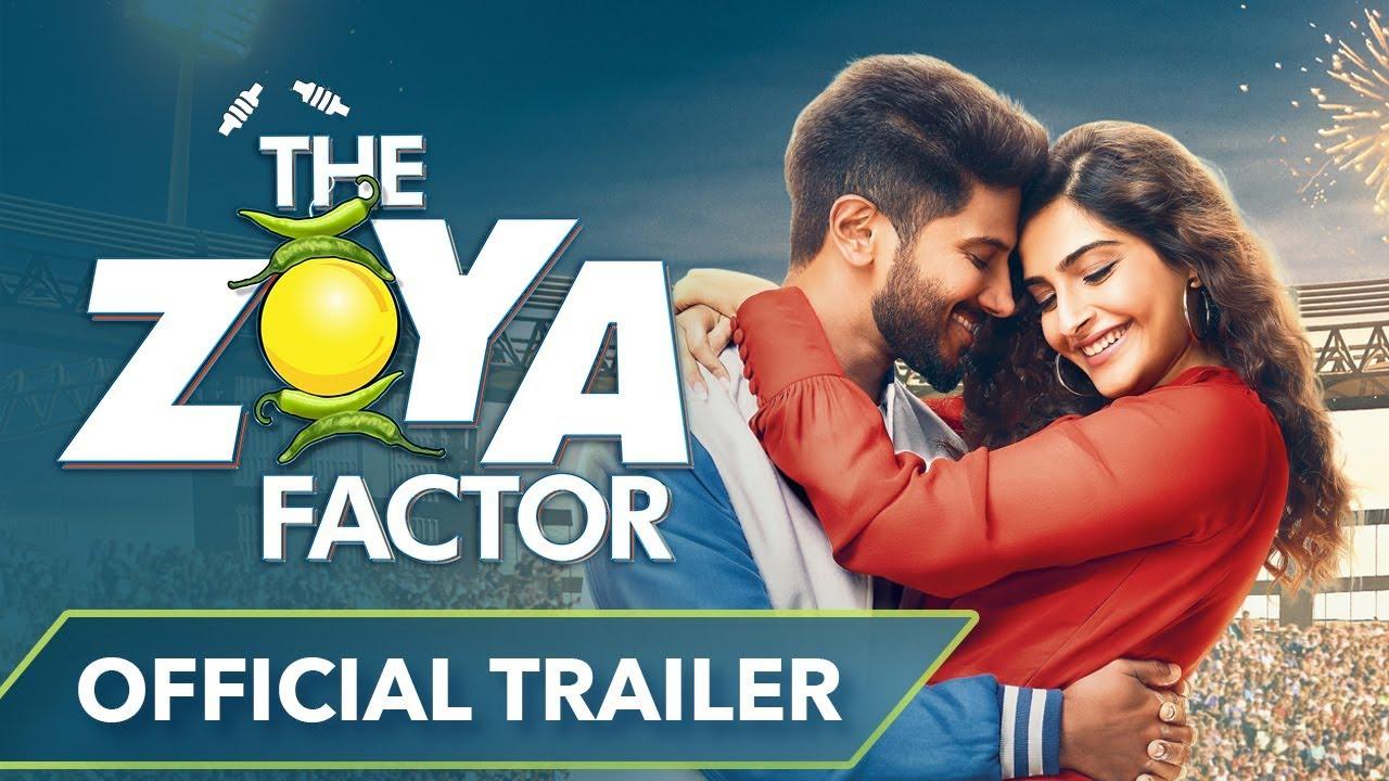 The Zoya Factor (Official Trailer) Download   Sonam Kapoor