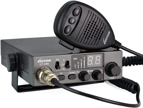 LUITON LT-298 Compact Design 40-Channel CB Radio
