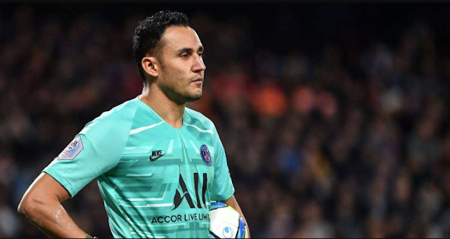France Football: Keylor Navas out of the 11th of the PSG decade
