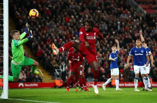 Jurgen Klopp hails squad depth after breezing past Everton in Merseyside derby