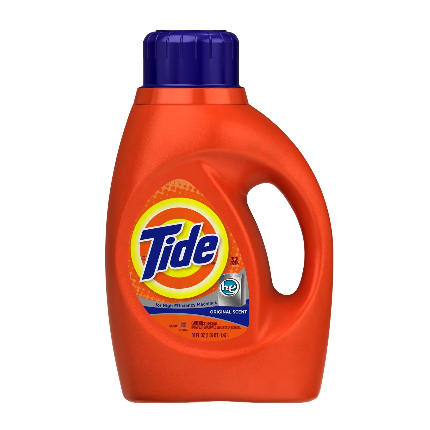 2 Pack 50oz Tide Laundry Detergent 9 90 Free Shipping