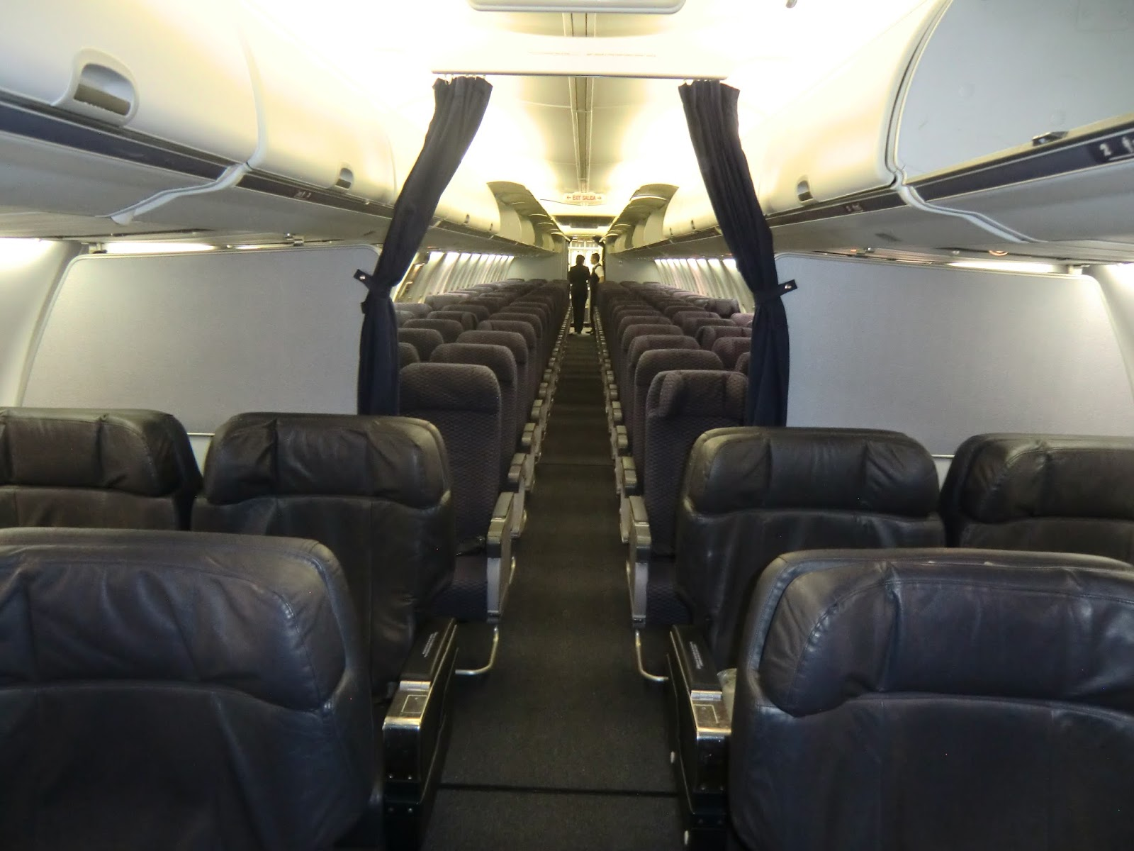 Copa S New Business Class On Their New Boeing 737 900 Max
