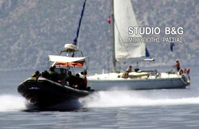 """26 Ιουλίου 2000: Η Πειρατεία στο ιστιοφόρο """"Ερατώ"""" στον Αργολικό Κόλπο"""