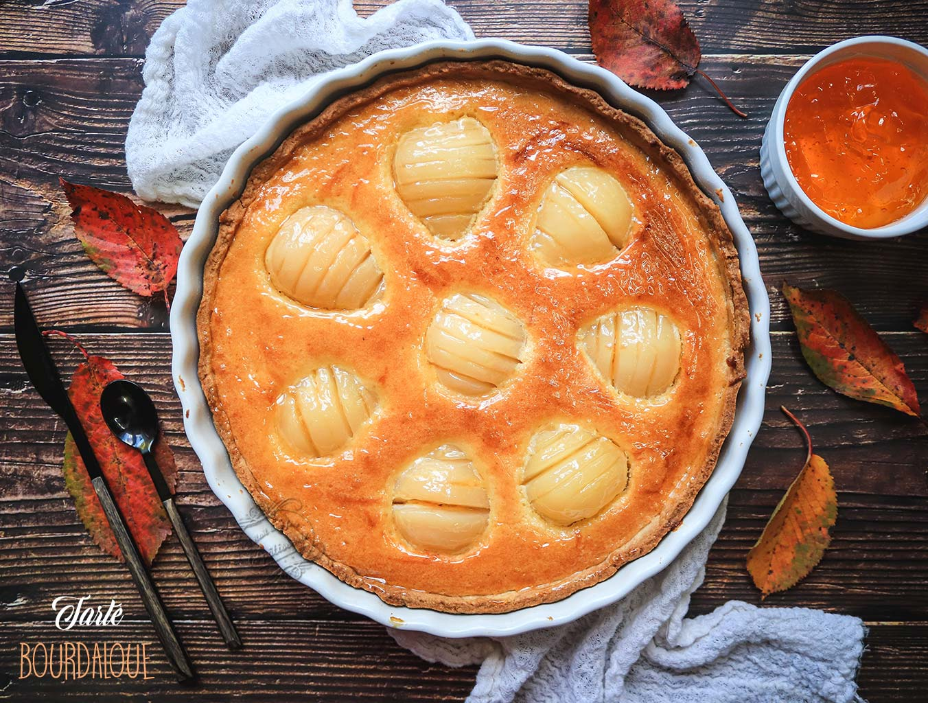 recette-tarte-bourdaloue