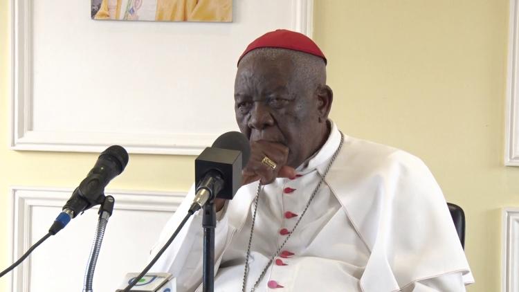 Kardinal Christian Tumi Diculik Kelompok Separatis Kamerun