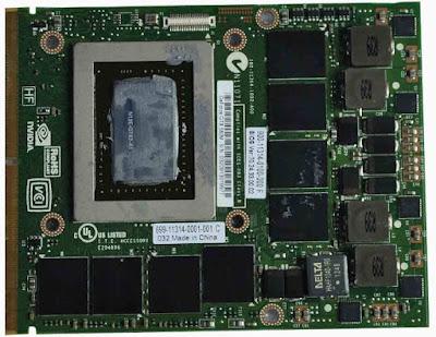 Nvidia GeForce GTX 580M(ノートブック)フルドライバをダウンロード