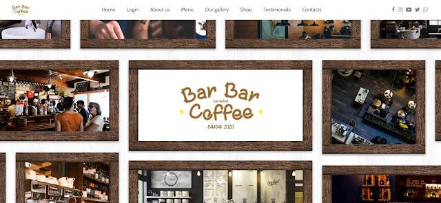 Template Hotspot MikroTik Bar bar Coffe