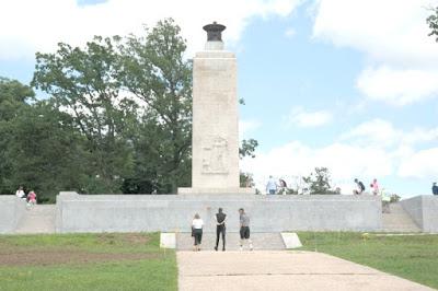 The Eternal Light Peace Memorial - Gettysburg Battlefield