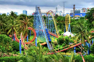 Sejarah ANCOL (Taman Impian Jaya ANcol)