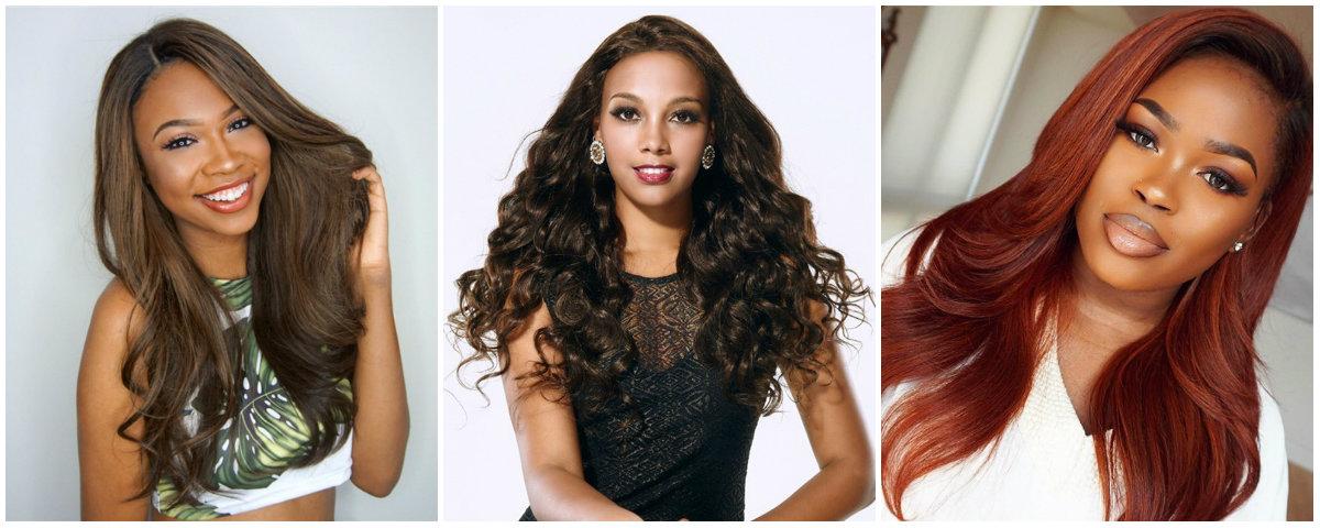 Wigs and Hair Weaves - ChocHair