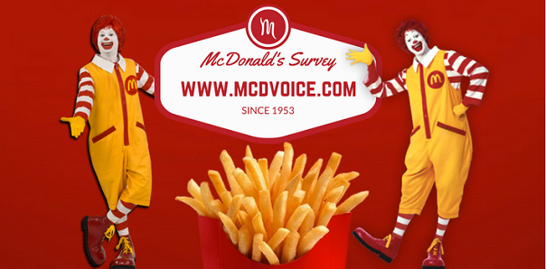mcdvoice , www.mcdvoice.com