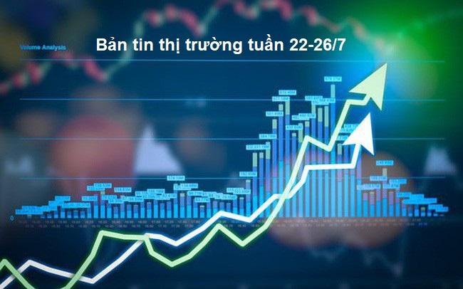 Bản tin thị trường tuần 22-26/7/2019