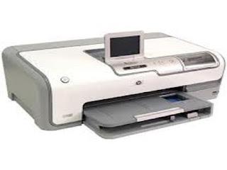 Image HP Photosmart D7263 Printer