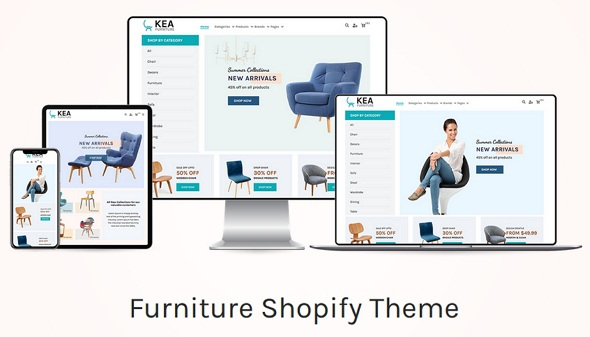 Furniture Shopify Theme