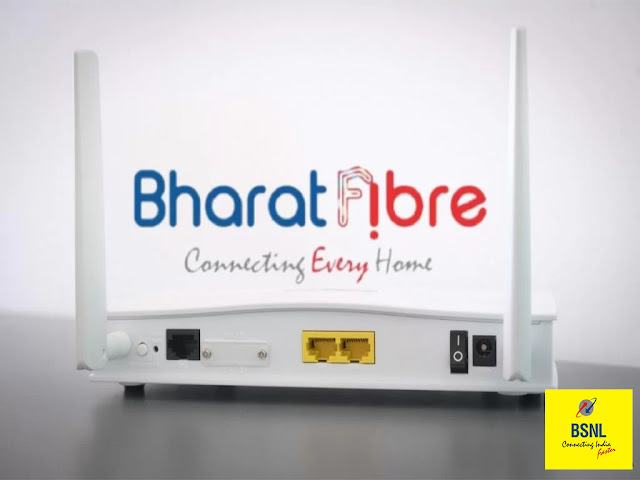 BSNL to charge Rs 2000/- as ONT price to be recovered from disconnected FTTH (Bharat Fiber) customers