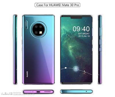 تسريبات جديدة تكشف المواصفات النهائية للهاتف Huawei Mate 30 Pro