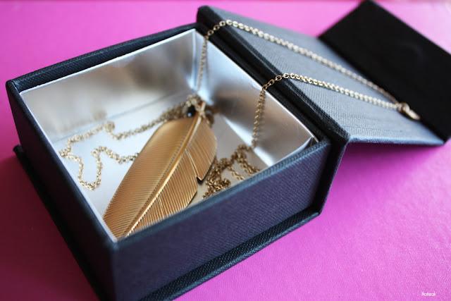 mini écrin recyclé en boîte à bijou