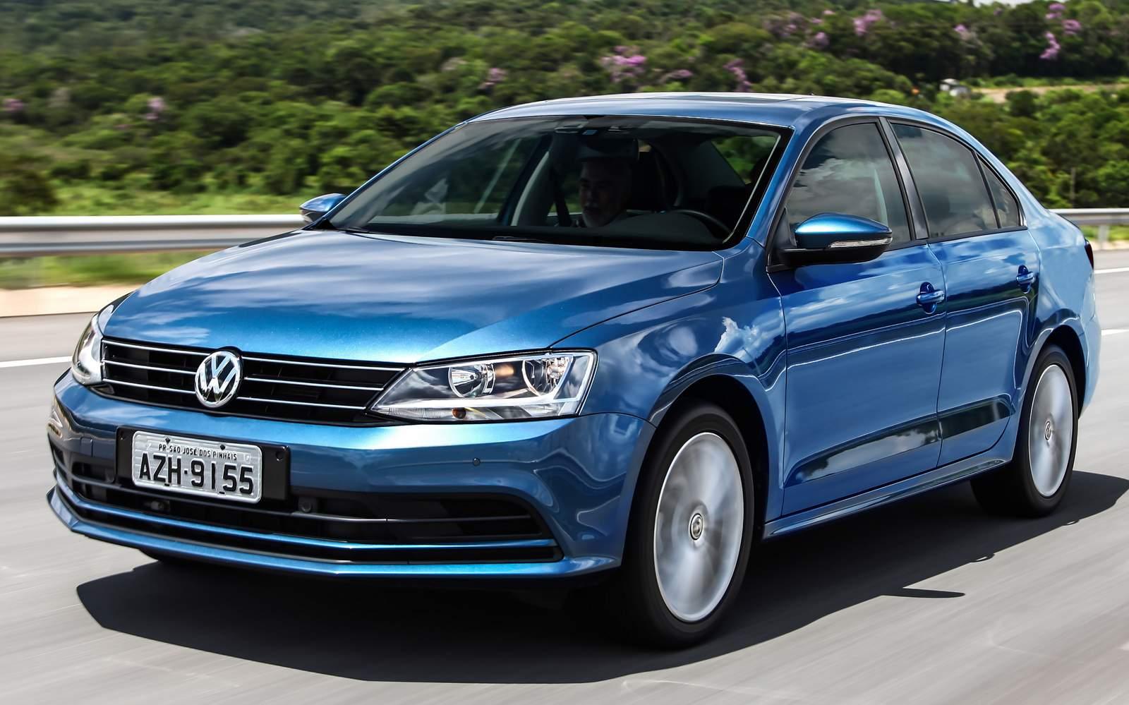 VW Jetta 2018 - tabela de preços