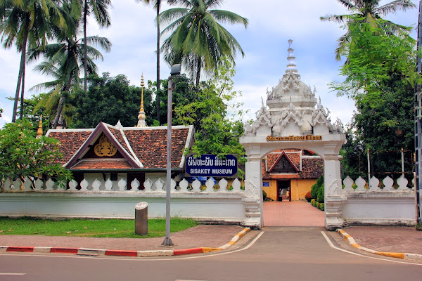 Wat Si Saket - Vientiane