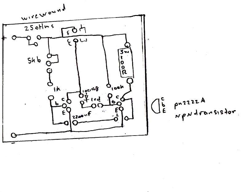 making a parasite zapper circuit