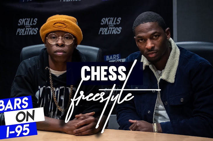 Chess Freestyle On Bars On I-95